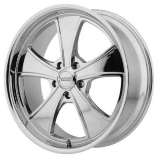 AMERICAN RACING WHEELS  VN807 CHROME RIM