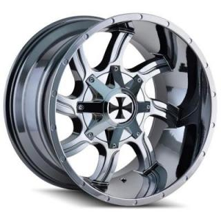CALI OFF-ROAD WHEELS  TWISTED 9102 PVD2 RIM