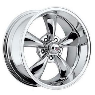 REV WHEELS  CLASSIC 100 CHROME RIM