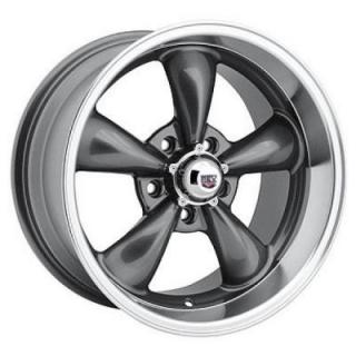 CLASSIC 100 ANTHRACITE RIM by REV WHEELS