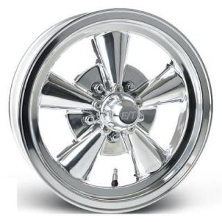 ET WHEELS  VINTAGE V POLISHED WHEEL