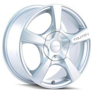 TOUREN WHEELS  TR9 HYPERSILVER RIM