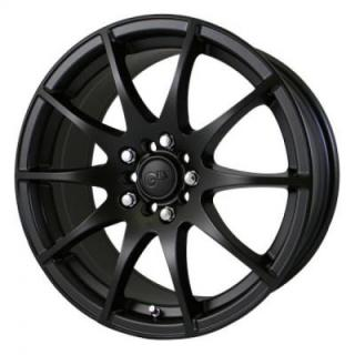 GFX G10 MATTE BLACK RIM from SPECIAL BUY WHEELS