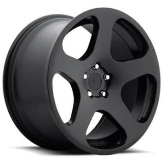 ROTIFORM CAST COLLECTION  NUE R117 MATTE BLACK RIM