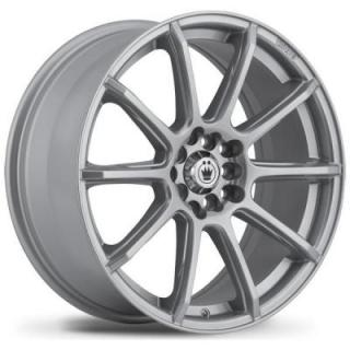 CONTROL SILVER RIM from KONIG WHEELS - EARLY BLACK FRIDAY SPECIALS!
