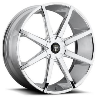 PUSH S201 CHROME RIM from DUB WHEELS