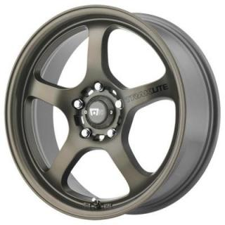 MR131 TRAKLITE MATTE BRONZE RIM from MOTEGI RACING WHEELS