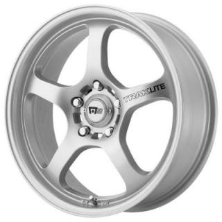 MR131 TRAKLITE SILVER RIM from MOTEGI RACING WHEELS