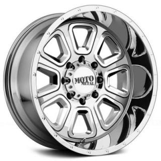 MOTO METAL WHEELS  MO972 PVD RIM
