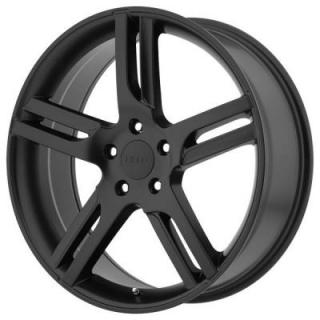 HELO WHEELS  HE885 SATIN BLACK RIM