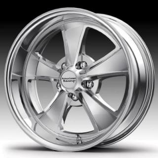 AMERICAN RACING WHEELS  VN808 MACH 5 CHROME RIM