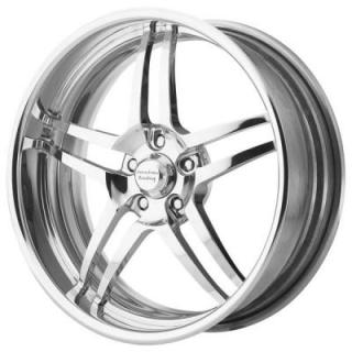 AMERICAN RACING WHEELS  VF481 FORGED POLISHED RIM