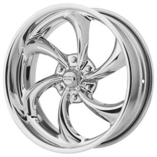 AMERICAN RACING WHEELS  VF486 FORGED POLISHED RIM