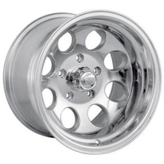 SPECIAL BUY WHEELS  ION ALLOY TYPE 171 POLISHED RIM PPT DISPLAY SET 1 SET ONLY