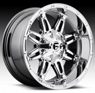 HOSTAGE D529 PVD RIM from FUEL OFFROAD WHEELS - LABOR DAY SALE!