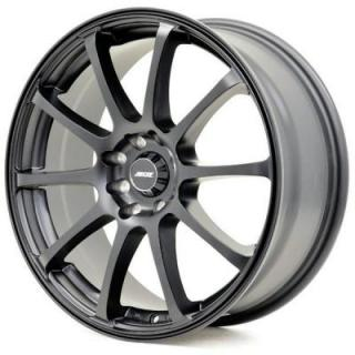 ZOOM WHEELS  P10 APEX MATTE BLACK RIM