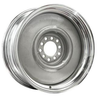 WHEEL VINTIQUES  01 SERIES NURODDER CHROME/BARE RIM - Cap Not Included