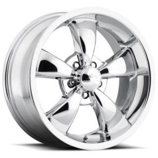 B&G RODWORKS RODDER CHROME RIM from SPECIAL BUY WHEELS