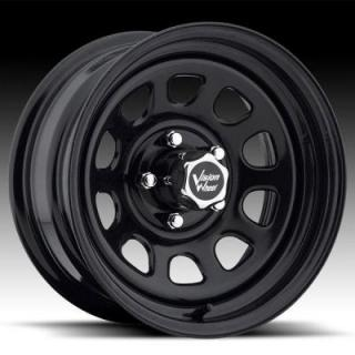 VISION D-WINDOW 84 RWD BLACK RIM cap is additional $15 each from SPECIAL BUY WHEELS