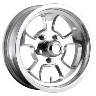 LIQUID METAL WHEELS  RENEGADE POLISHED RIM