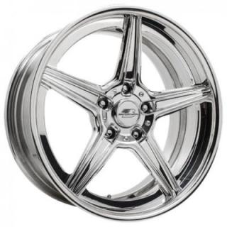 BILLET SPECIALTIES WHEELS  CONCAVE PRO-TOURING CAMBER POLISHED RIM