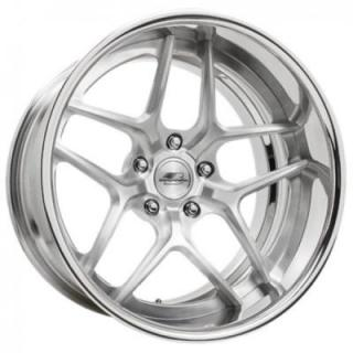 BILLET SPECIALTIES WHEELS  CONCAVE PRO-TOURING HYDRO POLISHED RIM