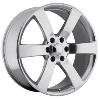 FACTORY REPRODUCTIONS WHEELS  CHEVY TRAILBLAZER SS STYLE 32 POLISHED RIM