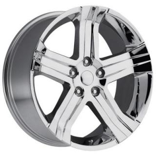 FACTORY REPRODUCTIONS WHEELS  DODGE RAM RT 2013 STYLE 69 CHROME RIM
