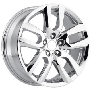 LEXUS NX200/NX300H STYLE 81 CHROME RIM by FACTORY REPRODUCTIONS WHEELS