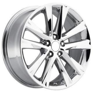 FACTORY REPRODUCTIONS WHEELS  LEXUS RX350 F SPORT STYLE 89 CHROME RIM