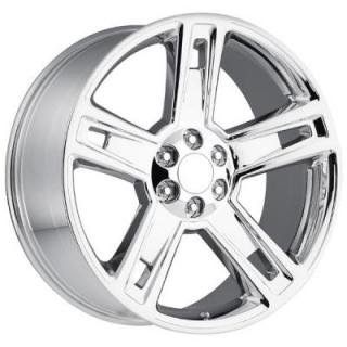 CHEVY 2015 SILVERADO 1500 STYLE 34 CHROME RIM from FACTORY REPRODUCTIONS WHEELS