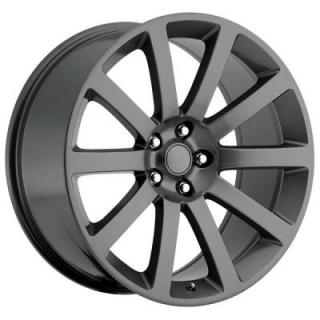 FACTORY REPRODUCTIONS WHEELS  CHRYSLER 300C SRT8 STYLE 65 COMP GREY RIM