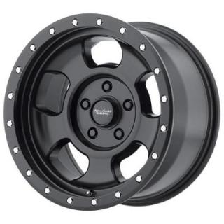 AMERICAN RACING WHEELS  AR969 ANSEN OFFROAD SATIN BLACK RIM