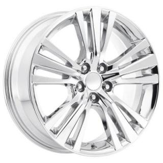 FACTORY REPRODUCTIONS WHEELS  LEXUS RX350/450 2015 STYLE 88 CHROME RIM