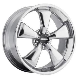 CRAGAR 617P MODERN MUSCLE POLISHED RIM  by SPECIAL BUY WHEELS