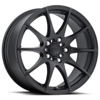 VOXX WHEELS  MILENA MATTE BLACK RIM