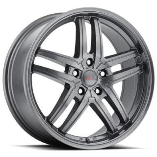 TORINO GUNMETAL RIM from VOXX WHEELS