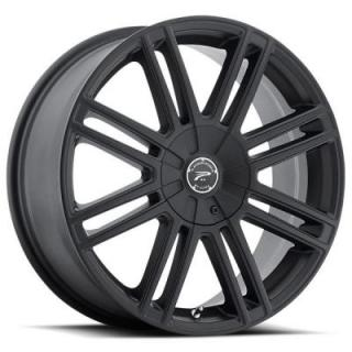 PLATINUM WHEELS  ORION 434 SATIN BLACK RIM