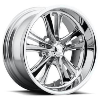 KNUCKLE F097 CHROME RIM by FOOSE WHEELS