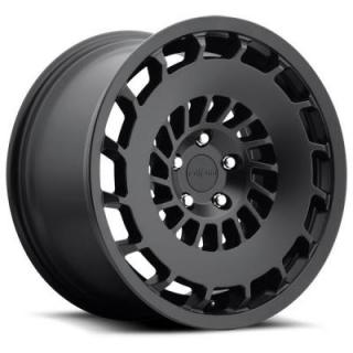 ROTIFORM CAST COLLECTION  CCV R137 MATTE BLACK RIM