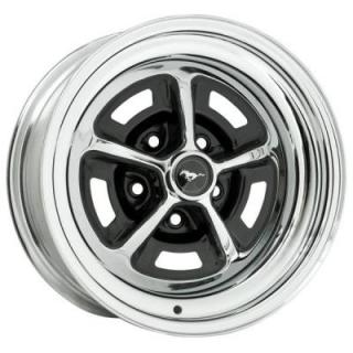 WHEEL VINTIQUES  54 SERIES MAGNUM 500 CHROME - Cap Not Included
