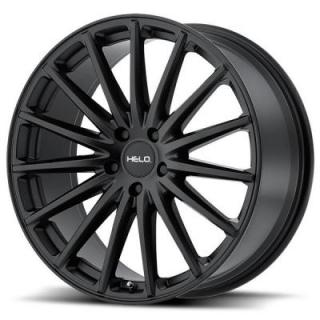 HELO WHEELS  HE894 SATIN BLACK RIM