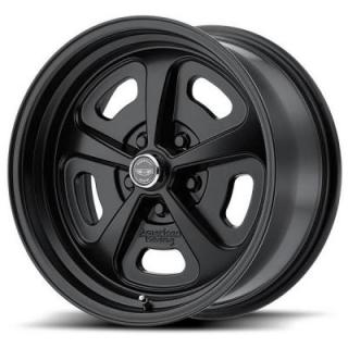 VN501 SATIN BLACK RIM from AMERICAN RACING WHEELS