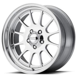 AMERICAN RACING WHEELS  VN477 POLISHED RIM