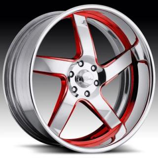 ILLUSION CUSTOM FINISH RIM by RACELINE WHEELS