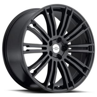 MANOR GLOSS BLACK RIM by REDBOURNE WHEELS