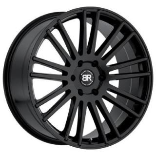 KRUGER GLOSS BLACK RIM from BLACK RHINO WHEELS