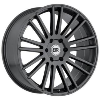 KRUGER GLOSS GUNMETAL RIM from BLACK RHINO WHEELS