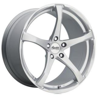 B2 DENARO SILVER/MACHINED RIM from ADVANTI WHEELS
