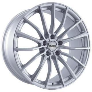 B1 LUPO SILVER RIM from ADVANTI WHEELS